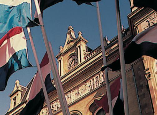 Luxemburg Gesetzgebung ist eine der effizientesten in Europa